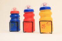Dětská láhev 350ml s držákem na uchycení , Lahev dětská 350ml