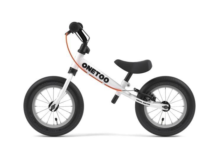 Odrážedlo Yedoo OneToo bez brzdy - white