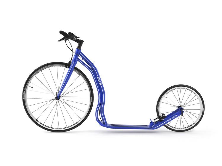 Koloběžka Yedoo Wolfer - blue