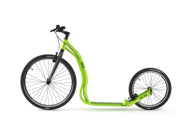 Koloběžka Yedoo Trexx - green