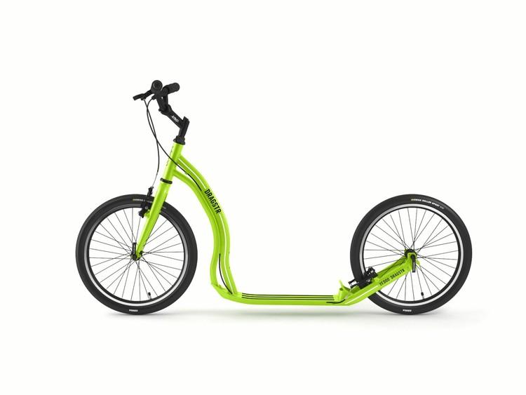 Koloběžka Yedoo Dragstr - green